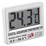 Digital Anzeige Fische Aquarium Thermometer -9.9