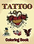 Tattoo Coloring Book: Coloring Books...