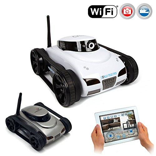 i-Spy-RC-ferngesteuertes-Kamera-Auto-mit-Smartphone-Steuerung-fuer-iPhoneiPad-und-iPod-Touch-Handy