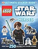 LEGO Star Wars Heroes Ultimate Sticker Book (DK Ultimate Sticker Books)