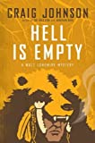 img - for By Craig Johnson:Hell Is Empty: A Walt Longmire Mystery (Walt Longmire Mysteries) [Hardcover] book / textbook / text book