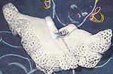 Free Knitting Pattern 758 Baby Poncho : Lion Brand Yarn Company