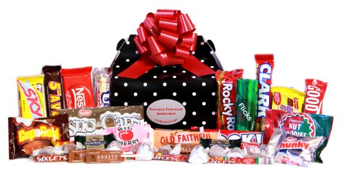 Retro Chocolate Fantasy Gift Box Candy Crate B000E80BY8