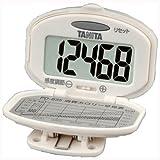 TANITA 歩数計 PD-635 WH