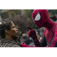 Movie The Amazing Spider-Man 2 Spider-Man Max Dillon Jamie Foxx The Amazing Spider-Man 2 HD Wallpaper Background