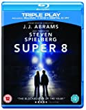 Super 8 - Triple Play (Blu-ray + DVD + Digital Copy) [2011] [Region Free]
