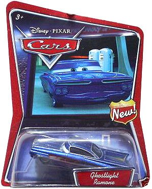 Disney Pixar Cars: Ghostlight Ramone
