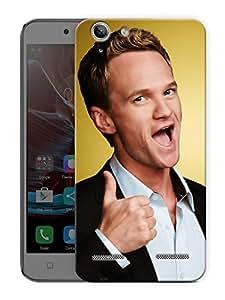 "Barney Stinson Love Printed Designer Mobile Back Cover For ""Lenovo Vibe K5 - K5 Plus"" By Humor Gang (3D, Matte Finish, Premium Quality, Protective Snap On Slim Hard Phone Case, Multi Color)"