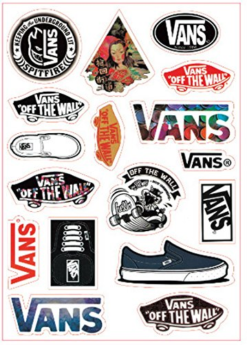 Vans Stickers Pack Browse Vans Stickers Pack At Shopelix
