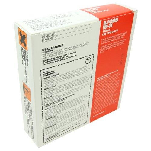 Ilford ID 11 Revelateur Révélateur film poudre pour photo Dose pour 1 litre