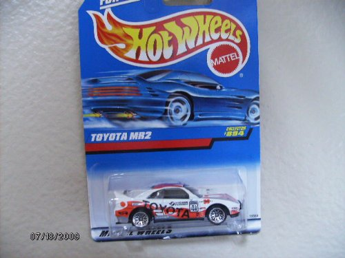 Hot Wheels Toyota Mr2 1998 #894