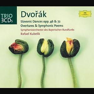 Dvorák-Slavonic Dances Op. 46 & 72; Overtures; Symphonic Poems