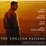 Gabriel Yared: The English Patient: film score