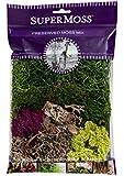 SuperMoss (23310) Moss Mix Preserved, 2oz