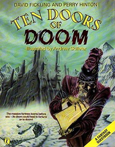 Ten Doors of Doom (Puffin Adventure Gamebooks)