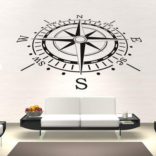 brujula-imprimir-decorativo-vinilos-decorativos-art-stickers-decal-disponible-en-5-tamanos-y-25-colo
