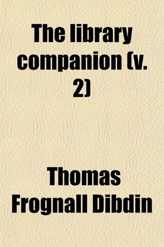 The Library Companion (Volume 2)