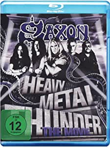 Heavy Metal Thunder: Movie [Blu-ray]