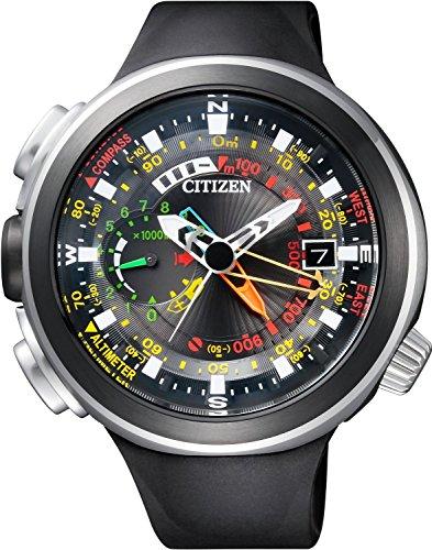 [シチズン]CITIZEN 腕時計 PROMASTER ALTICHRON CIRRUS プロマスター アルティクロン シーラス BN4035-08E メンズ [逆輸入]