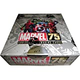 2014 Marvel 75th Anniversary Factory Sealed Trading Card Box with 24 Packs!