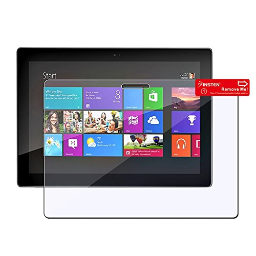 Insten 3 packs of Reusable Screen Covers compatible with Microsoft Surface 8 Pro/ Surface RT (Laptop Windows 8 Pro compare prices)