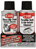 CRC MAF & Throttle Body Single-Use Twin Pack, 1 Kit
