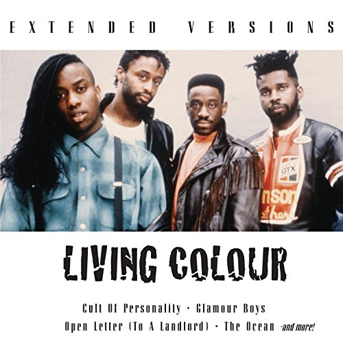 living colour cd covers
