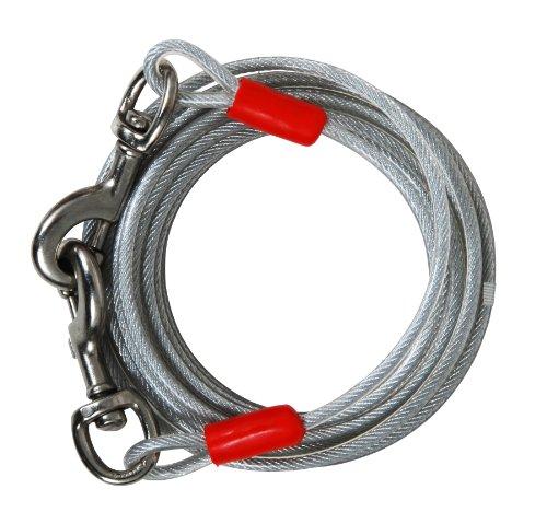 Petmate 4200-Pound Break Strength Super Dog Tieout
