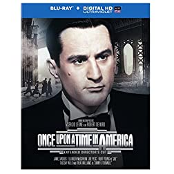 Once Upon a Time in America: Extended Director's [Blu-ray]