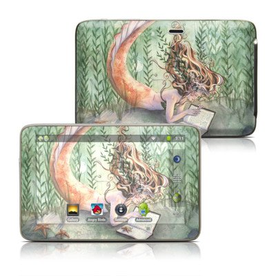 Quiet Time Design Protective Decal Skin Sticker For Latte Ice Smart 5 Inch Hd Smart Media Tablet front-903786