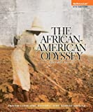 img - for African-American Odyssey, The, Combined Volume (6th Edition) book / textbook / text book