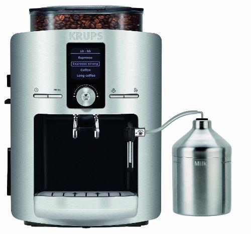 kaffee vollautomaten test test krups ea 8260 espresso. Black Bedroom Furniture Sets. Home Design Ideas