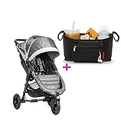 Baby Jogger 2016 City Mini Gt Single Stroller New Improved Model and Universal Stroller Console Bundle by Baby Jogger that we recomend personally.