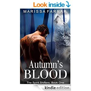 Autumns blood book