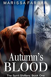 Autumn's Blood (The Spirit Shifters)