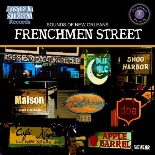 Nightcrawlers - Frenchmen Street (Sounds Of New Orleans Series) - Zortam Music