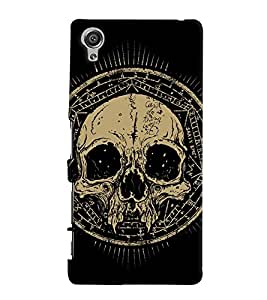 GADGET LOOKS SILICONE PRINTED BACK COVER FOR Sony Xperia XA MULTICOLOUR