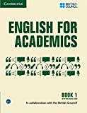 img - for English for Academics 1 Book with Online Audio book / textbook / text book