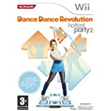 Dance Dance Revolution: Hottest Party 2 - Game Only (Wii)by Konami