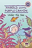 Harold and the Purple Crayon: Under the Sea (Harold & the Purple Crayon (Paperback))