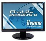 iiyama 20インチワイド光沢液晶ディスプレイ PLB2006WS(グレア)シリーズ