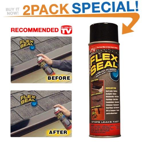 Flex Seal 14-Ounce As Seen on TV Liquid Rubber