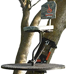 Amazon Com Johnson 360 Tree Stand Hunting Tree Stands