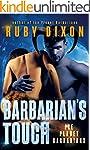 Barbarian's Touch: A SciFi Alien Roma...
