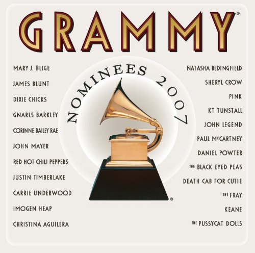 51dabVOf4%2BL 50TH Annual GRAMMY NOMINATIONS complete list announced thursday on Grammy.com