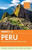 Fodor's Peru: with Machu Picchu & the Inca Trail