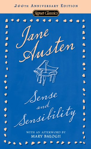 Margaret Drabble, Mary Balogh  Jane Austen - Sense and Sensibility