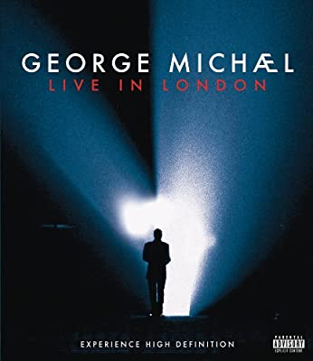 George Michael: Live in London [Blu-ray]