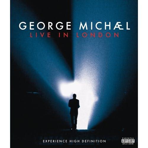 Amazon.com: George Michael: Live in London [Blu-ray]: George Michael