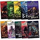 img - for Darren Shan Demonata 10 Books Collection Set Pack (Darren Shan Collection) (Wolf Island, Deaths Shadow, Hells Heroes, Bec, Blood Beast, Dark Calling, Lord Loss, Demon Thief, Slawter, Demon Apocalypse) book / textbook / text book